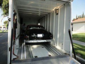 Geschlossener Transport | Exklusive Transport nach Deutschland